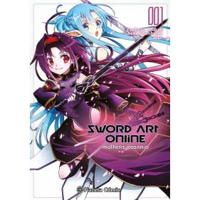 SWORD ART ONLINE MOTHER ROSARIO 01