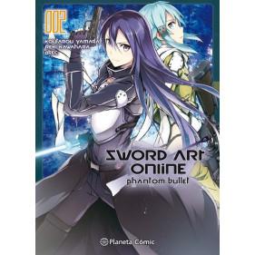 SWORD ART ONLINE PHANTOM BULLET 02