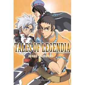 TALES OF LEGENDIA 03