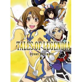 TALES OF LEGENDIA 04