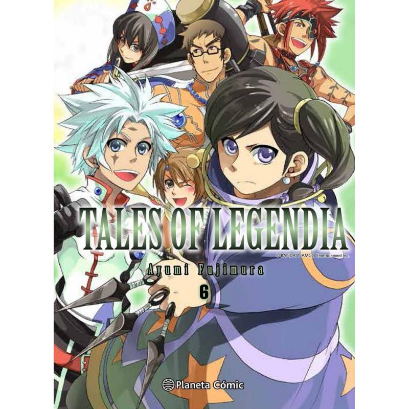 TALES OF LEGENDIA 06
