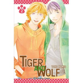 TIGER AND WOLF 02