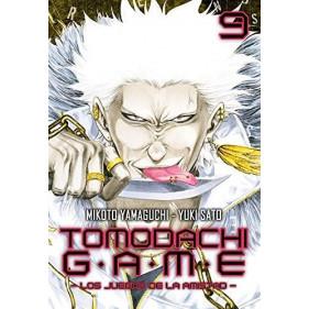 TOMODACHI GAME 09
