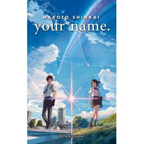 YOUR NAME. (NOVELA)