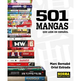 501 MANGAS QUE HAY QUE LEER EN ESPAÑOL