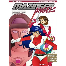 MAZINGER ANGELS 02