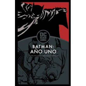 BATMAN AÑO UNO - EDICION DC BLACK LABEL