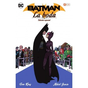 BATMAN: LA BODA (ED. ESPECIAL LIMITADA)