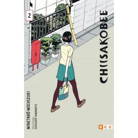 CHIISAKOBEE NÚM. 02 (DE 4)