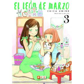 EL LEON DE MARZO 03