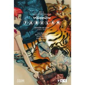 FÁBULAS. EDICIÓN DE LUJO - LIBRO 01
