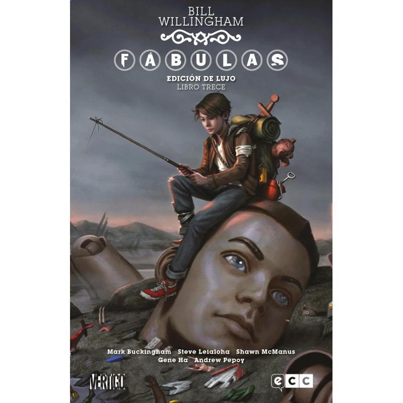 FÁBULAS. EDICIÓN DE LUJO - LIBRO 13