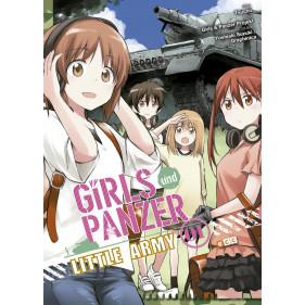 GIRLS UND PANZER - LITTLE ARMY 01 (DE 02)