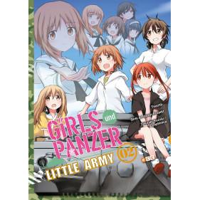 GIRLS UND PANZER - LITTLE ARMY 02 (DE 02)