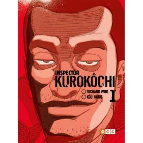 INSPECTOR KUROKÔCHI 01