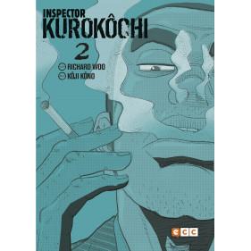 INSPECTOR KUROKÔCHI 02