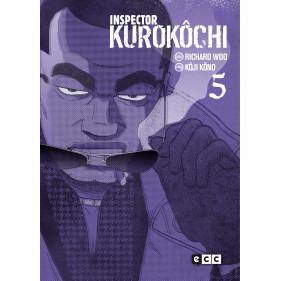 INSPECTOR KUROKÔCHI 05