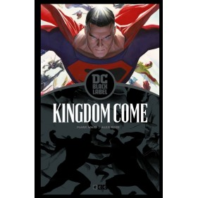 KINGDOM COME - DC BLACK LABEL