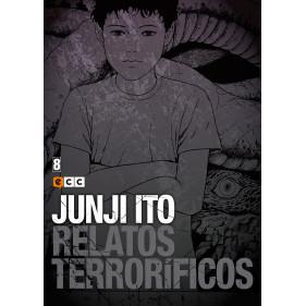 RELATOS TERRORÍFICOS NÚM. 08
