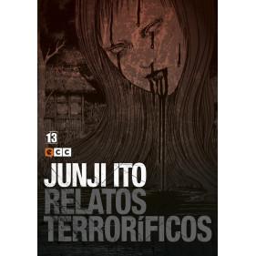 RELATOS TERRORÍFICOS NÚM. 13