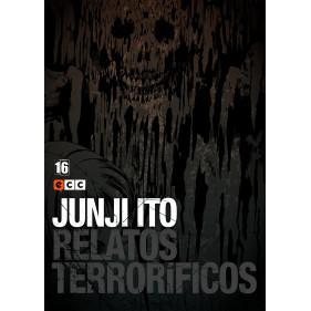 RELATOS TERRORÍFICOS NÚM. 16