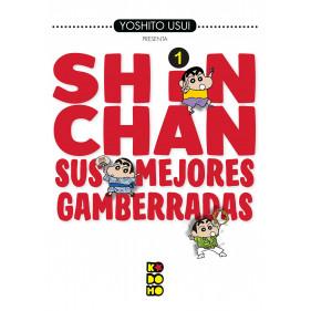 SHINCHAN: SUS MEJORES GAMBERRADAS 01