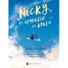 NICKY LA APRENDIZ DE BRUJA (NOVELA)