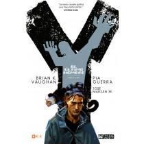 Y, ÚLTIMO HOMBRE: LIBRO 01 (DE 05)