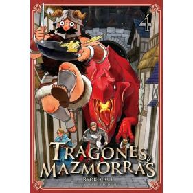 TRAGONES Y MAZMORRAS 04