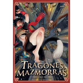 TRAGONES Y MAZMORRAS 07