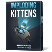EXPLODING KITTENS IMPLODING KITTENS EXP.