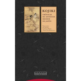 KOJIKI CRONICAS DE ANTIGUOS HECHOS DE JAPON