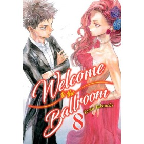 WELCOME TO THE BALLROOM 08