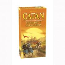 CATAN – CIUDADES Y CABALLEROS DE CATAN EXP. 5-6 JUG.