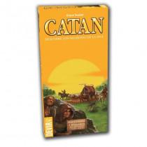 CATAN – MERCADERES Y BARBAROS EXPANSION 5-6 JUGADORES