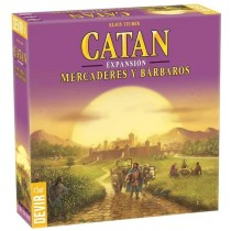 CATAN – MERCADERES Y BARBAROS