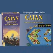 CATAN - PIRATAS Y EXPLORADORES 5-6