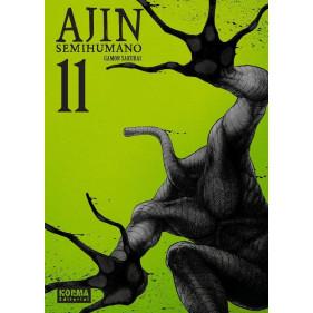 AJIN SEMIHUMANO 11