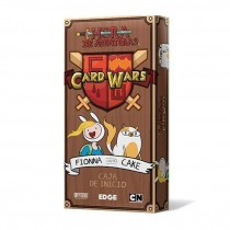 CARD WARS - FIONNA CONTRA CAKE
