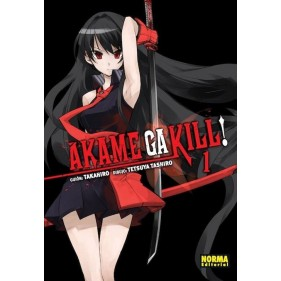 AKAME GA KILL 01