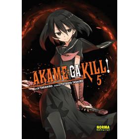 AKAME GA KILL 05
