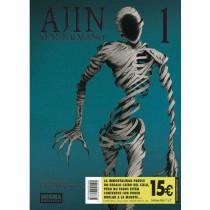 AJIN 01 Y 02 PACK INICIACION