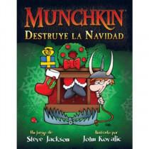 MUNCHKIN: EXPANSION DESTRUYE LA NAVIDAD