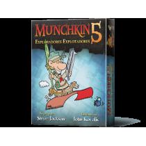 MUNCHKIN 5: EXPANSION EXPLORADORES EXPLOTADORES
