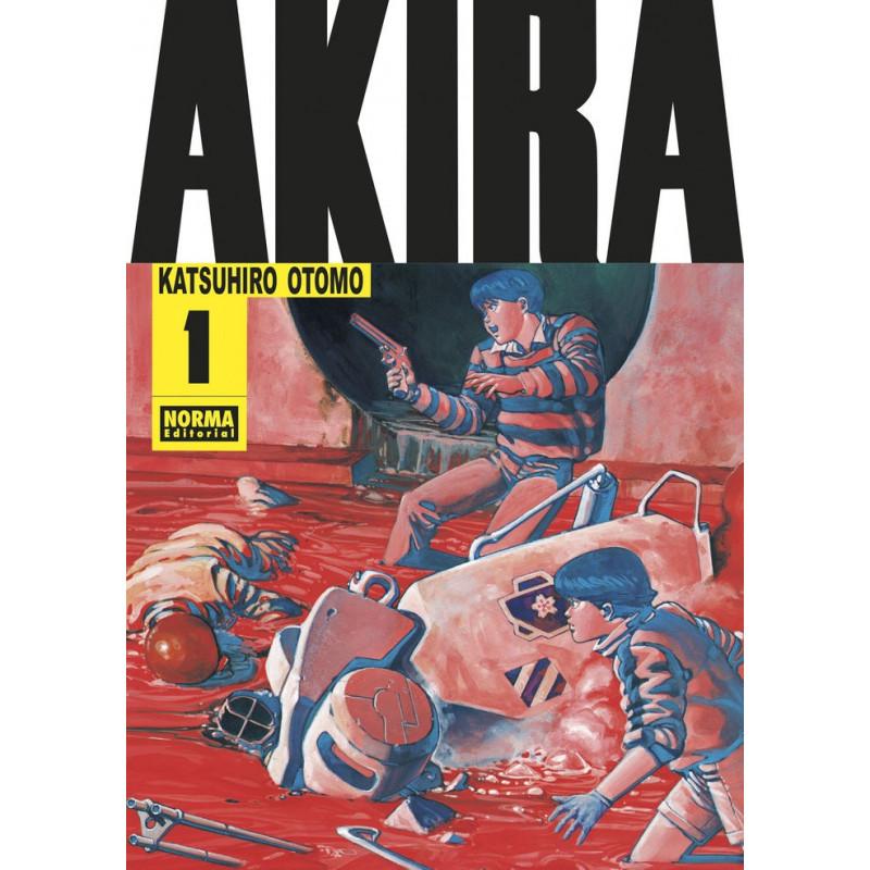 AKIRA ED. ORIGINAL 01