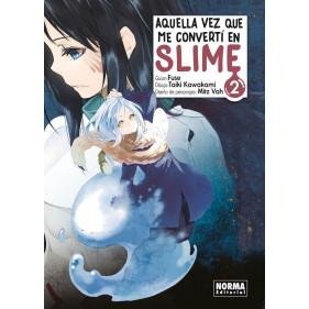 AQUELLA VEZ QUE ME CONVERTI EN SLIME 02