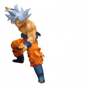 DRAGON BALL SON GOKU ULTRA INSTINCT 20 CM SUPER MA