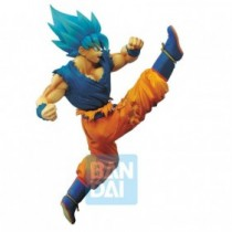 DRAGON BALL Z SSGSS SON GOKU FIGURA 16 CM BATTLE