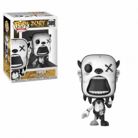 BENDY AND THE INK MACHINE PIPER POP