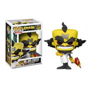 CRASH BANDICOOT DR. NEO CORTEX POP